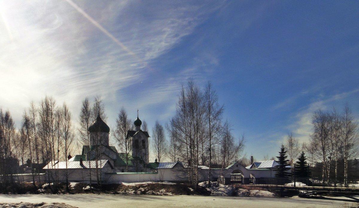 Церковь Преподобного Сергия Радонежского на Средней Рогатке - Елена Павлова (Смолова)