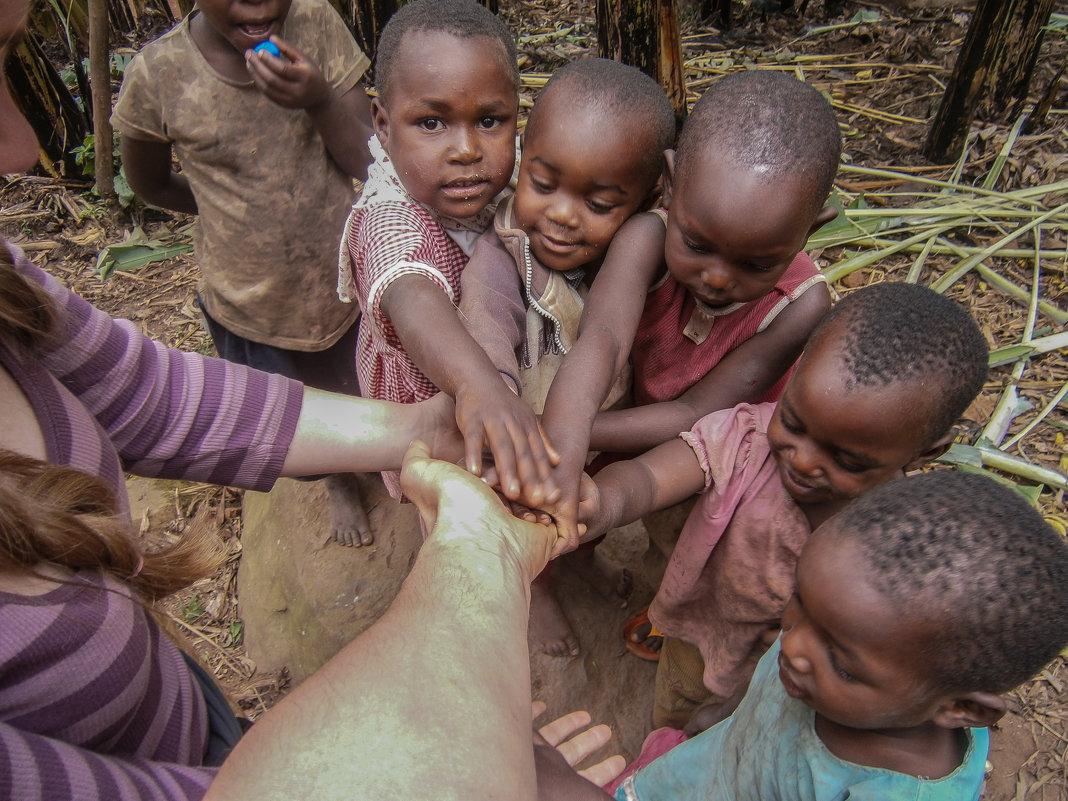 дети африканской жемчужины - Антон