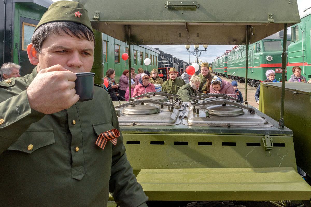 полевая ккухня - Владимир Любавин