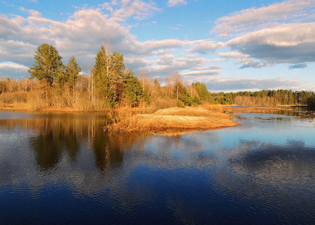 Как радует бегущая вода...... - Павлова Татьяна Павлова