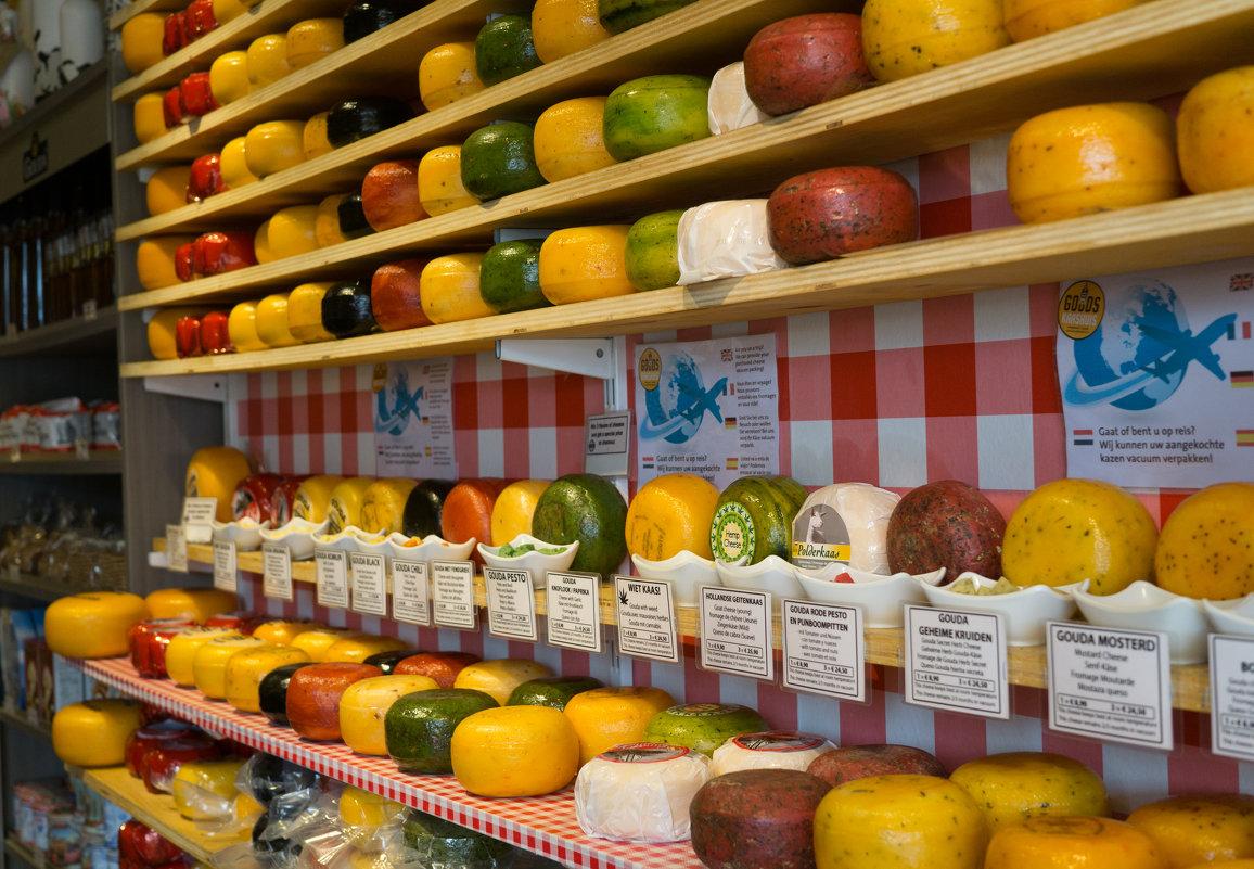 Gouda's cheese - Алексей Мызгин