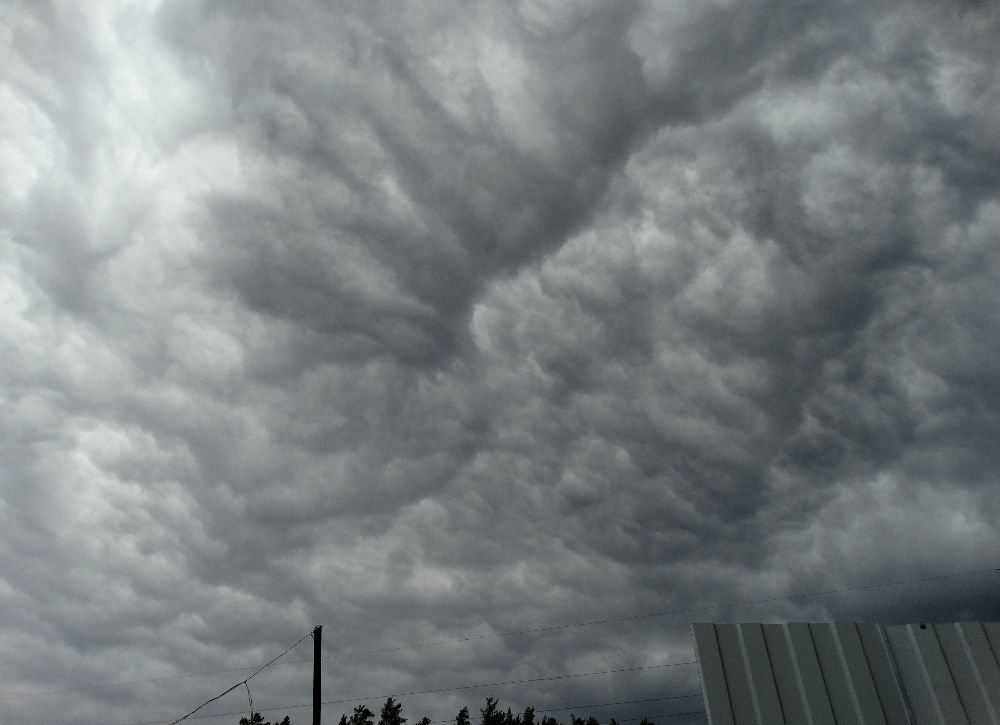 буря в небе - Alla Swan