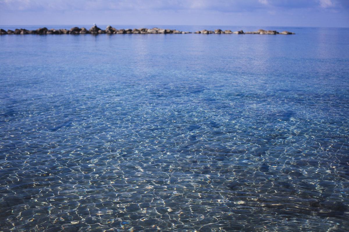 Лазурный берег Средиземного моря - Екатерина
