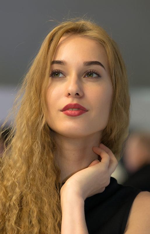 Фотофорум 2017. Модель - Владимир Гусев