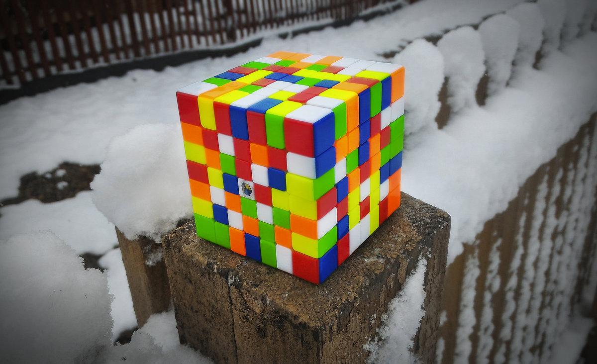 Yuxin 7x7 - Александр Иванов