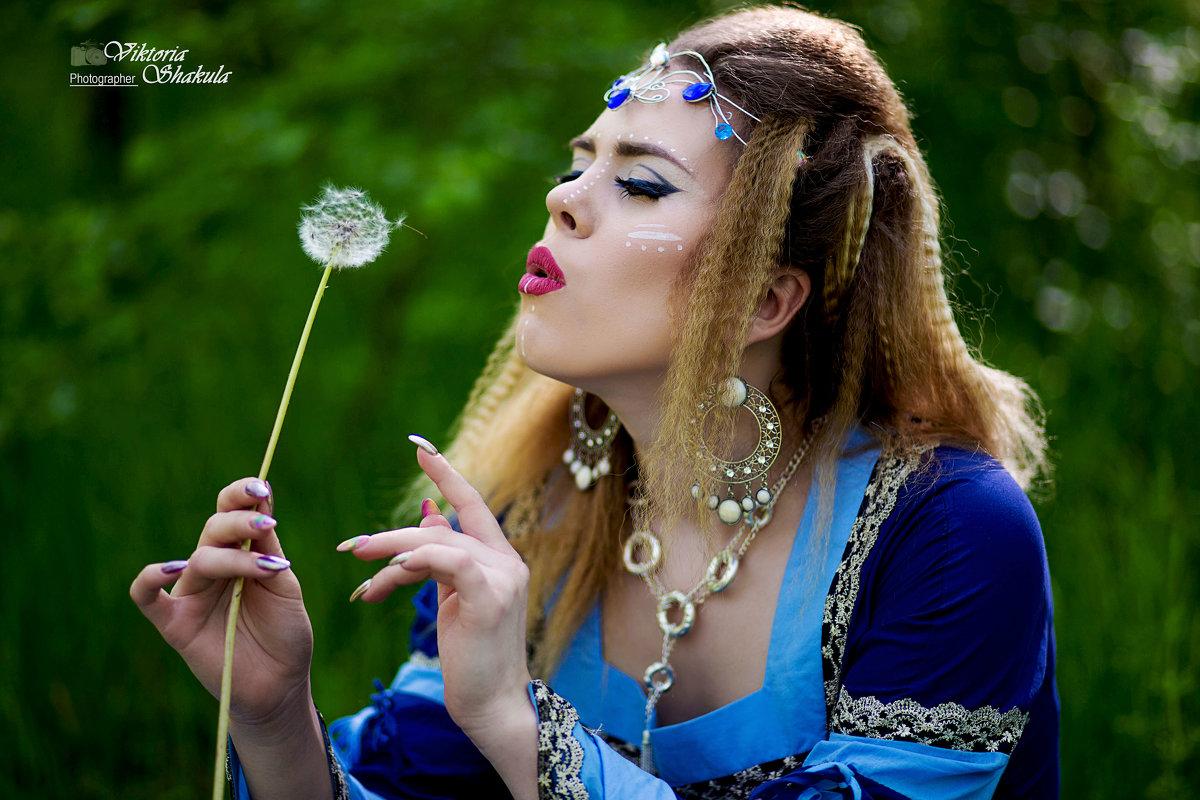 Волшебная Ксю - Viktoria Shakula