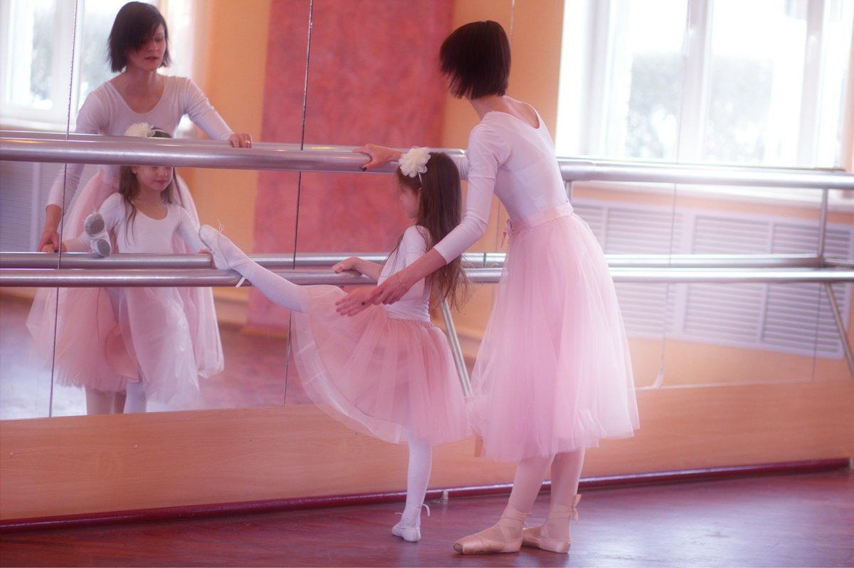 Маленькая балерина - Татьяна Бушук