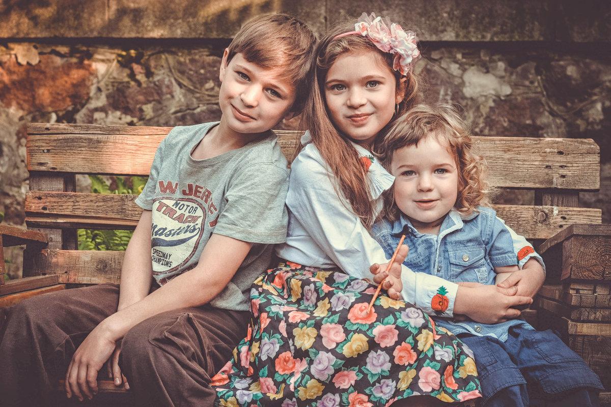 Братья и сестры)) - Lyuda Kr.
