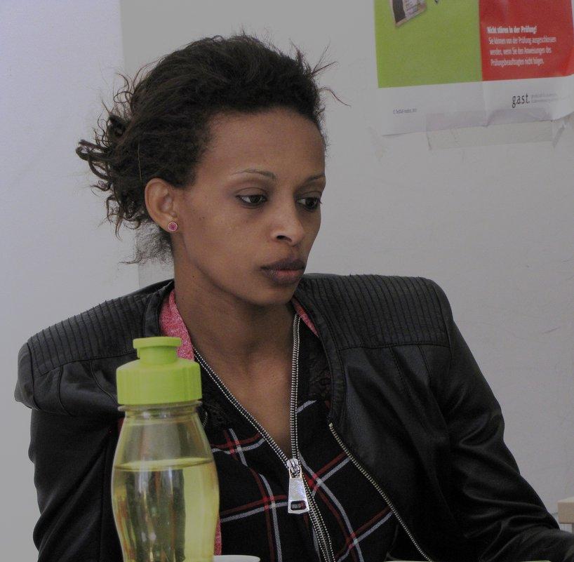 Эритреанка - Tanja Gerster