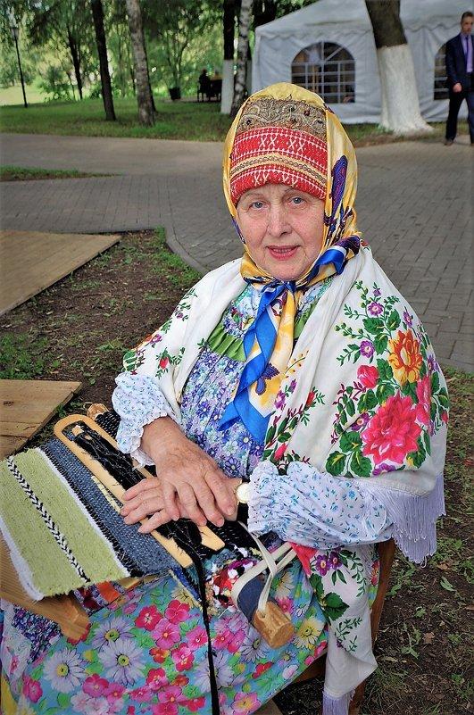 Народная мастерица - Валерий Талашов