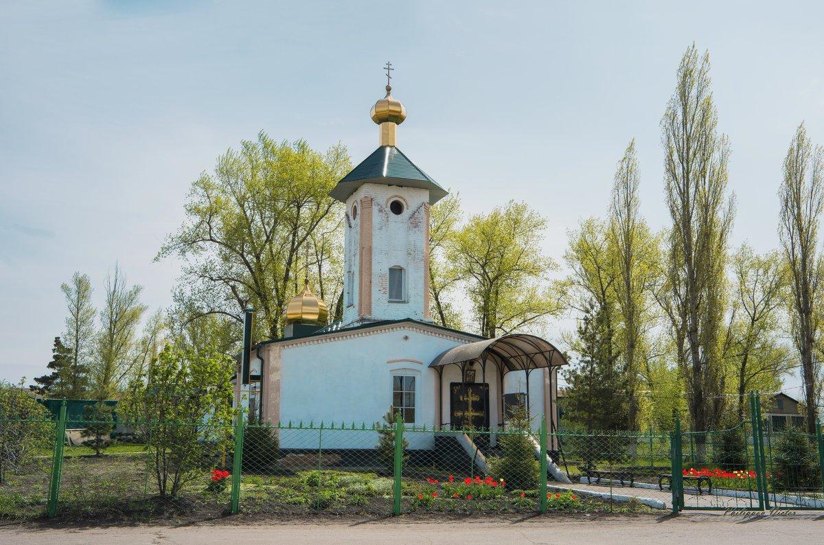 Храм в честь Крещения Господня - Виктор (Victor)