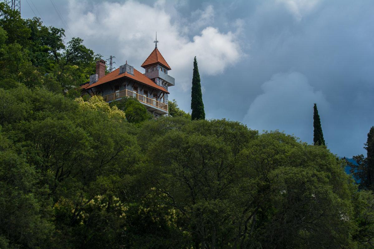 Башня... - Ruslan