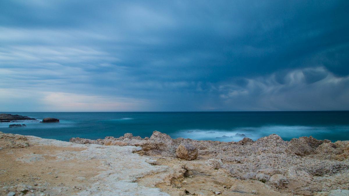 Предгрозовое море - Даша Полевая