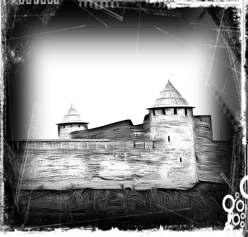 Легенды старой крепости... - Tatiana Markova