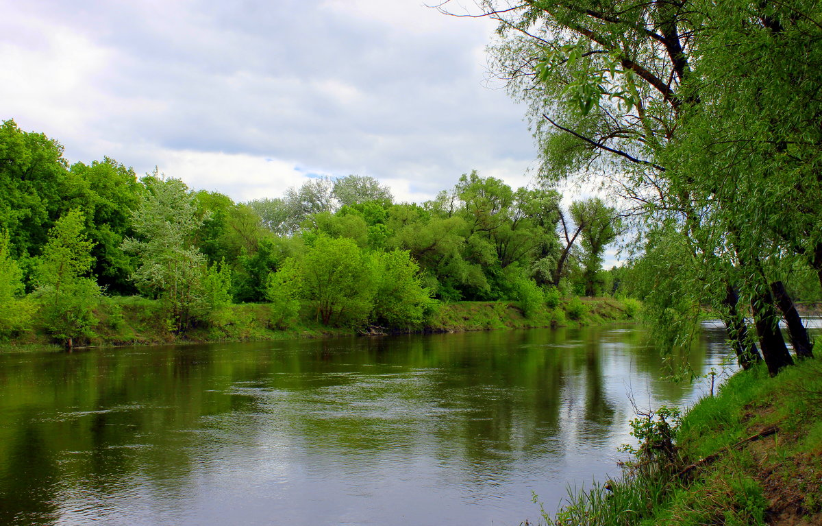 Жизнь течет, как река. - Валентина ツ ღ✿ღ