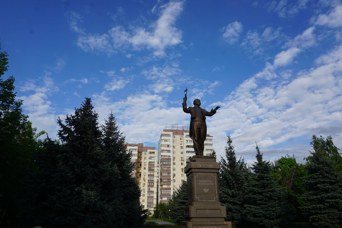 Алматы. - Murat Bukaev
