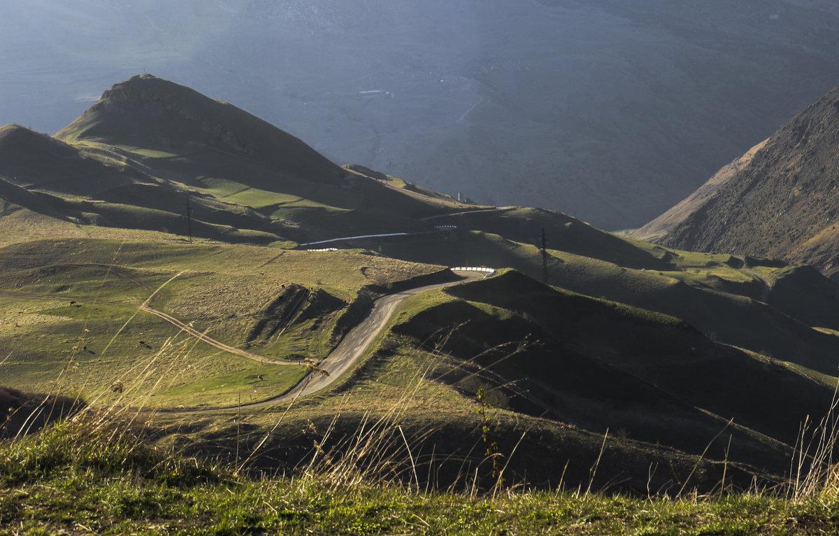 Даргавзское ущелье - Лилия Гиндулина