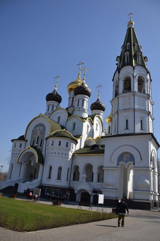Храм Александра Невского - Евгений Пикаревский