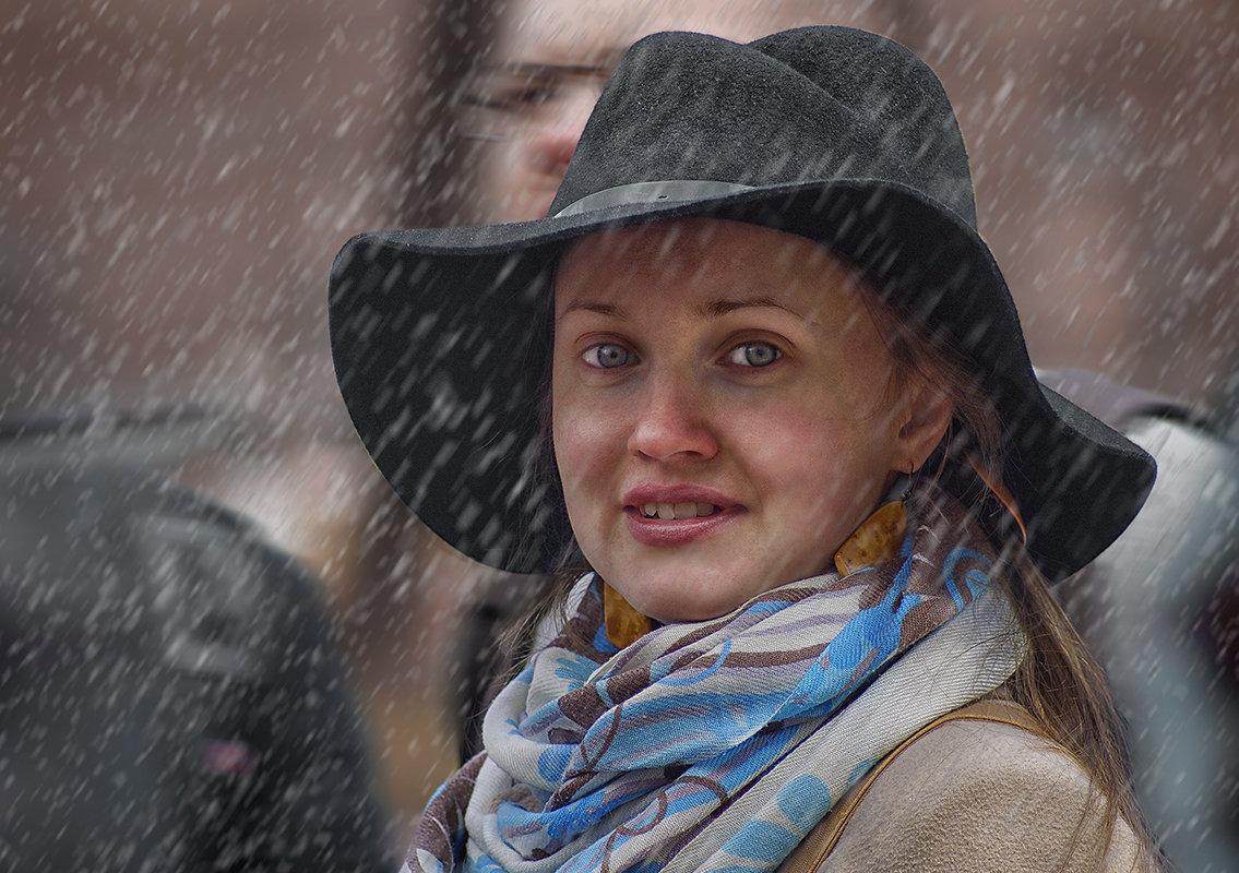 майский снег... - Владимир Матва