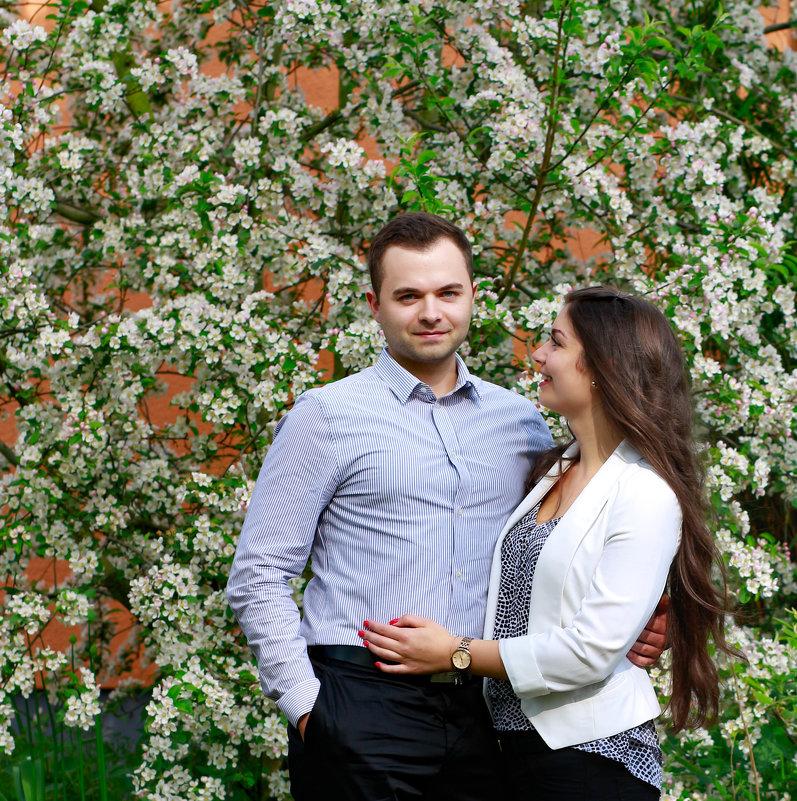 Любовь и весна. - Ирина ...............