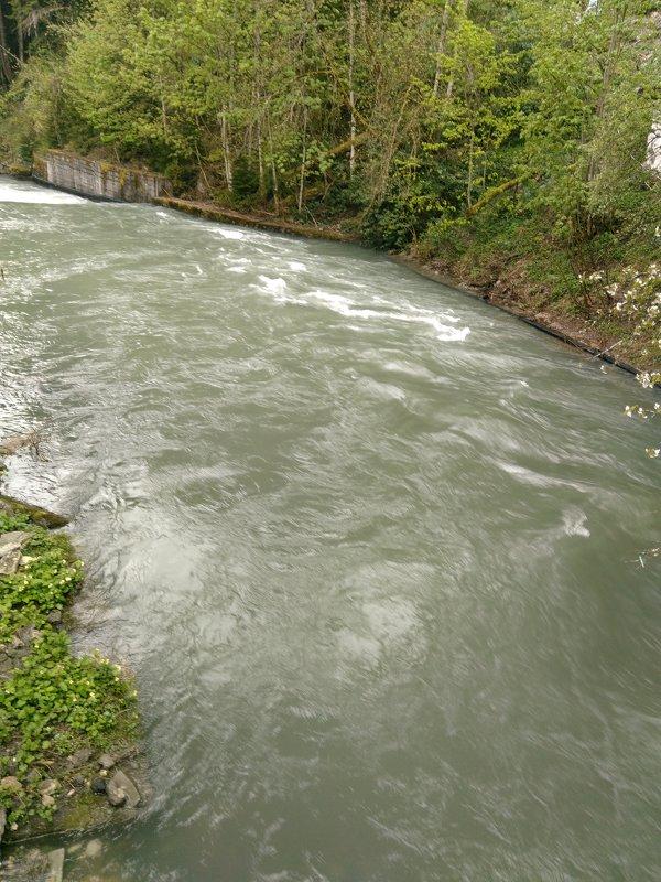 Исток реки Юпшара - Аlexandr Guru-Zhurzh