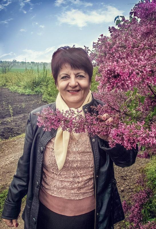 Анна Павловна - Сергей