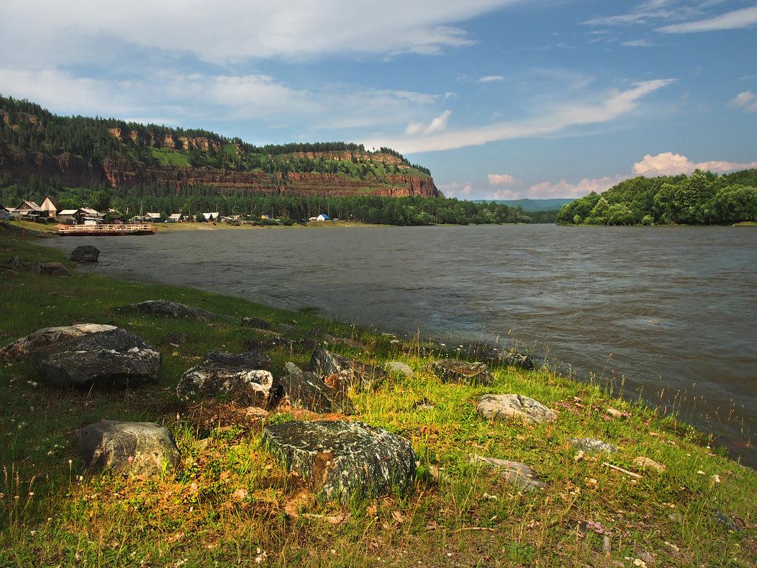 Стоит село Шаманка на берегу реки... - Александр Попов
