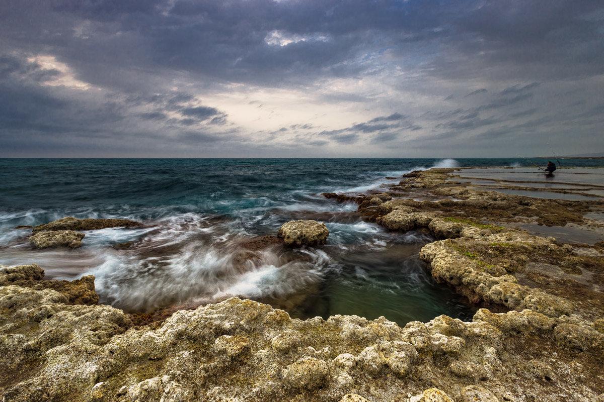 Средиземное море - Aharon Gershon