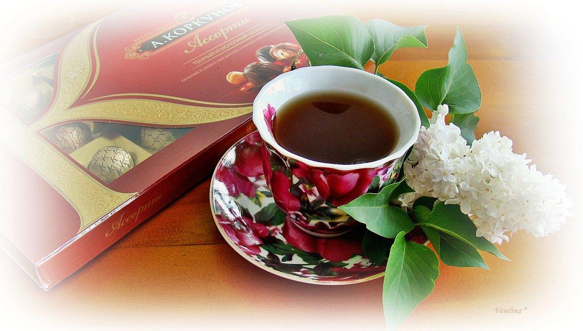 картинки приятного чаепития