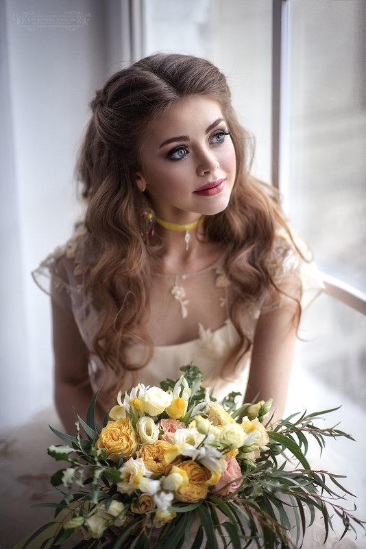 утро невесты - Любовь Б