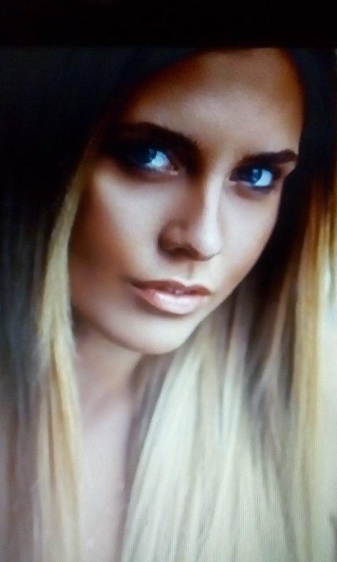 Блондинка - Иван