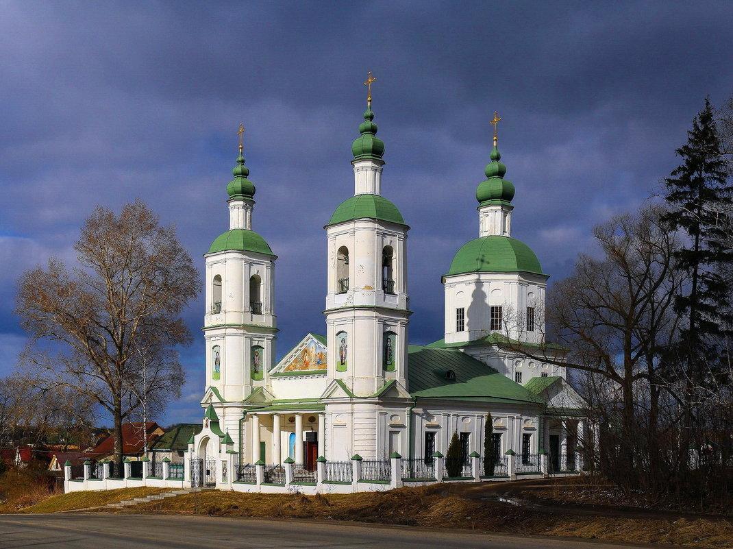 Церковь Вознесения Христова в Молоди - Евгений Голубев
