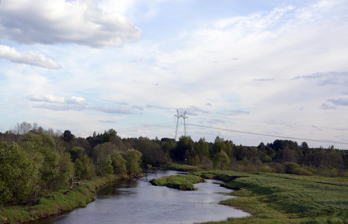 А внизу течёт река... - Александр Генрихович Завьялов