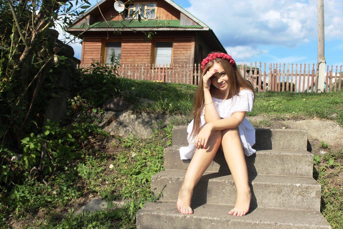 Таня - Анна Кокарева