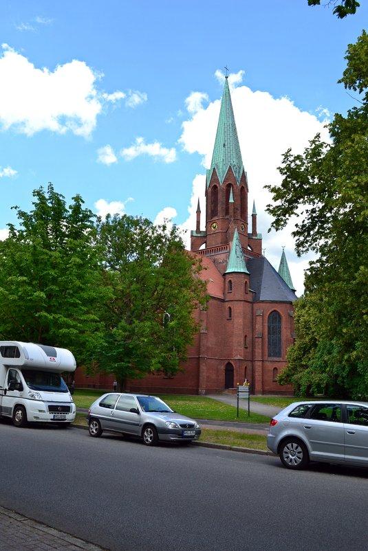 Морская церковь - Ольга