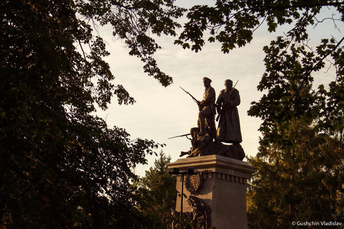 Памятник героям Первой мировой войны - Vladislav Gushin