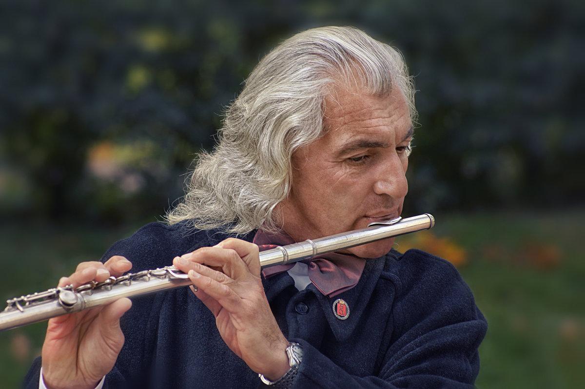 сюита для флейты - Владимир Матва