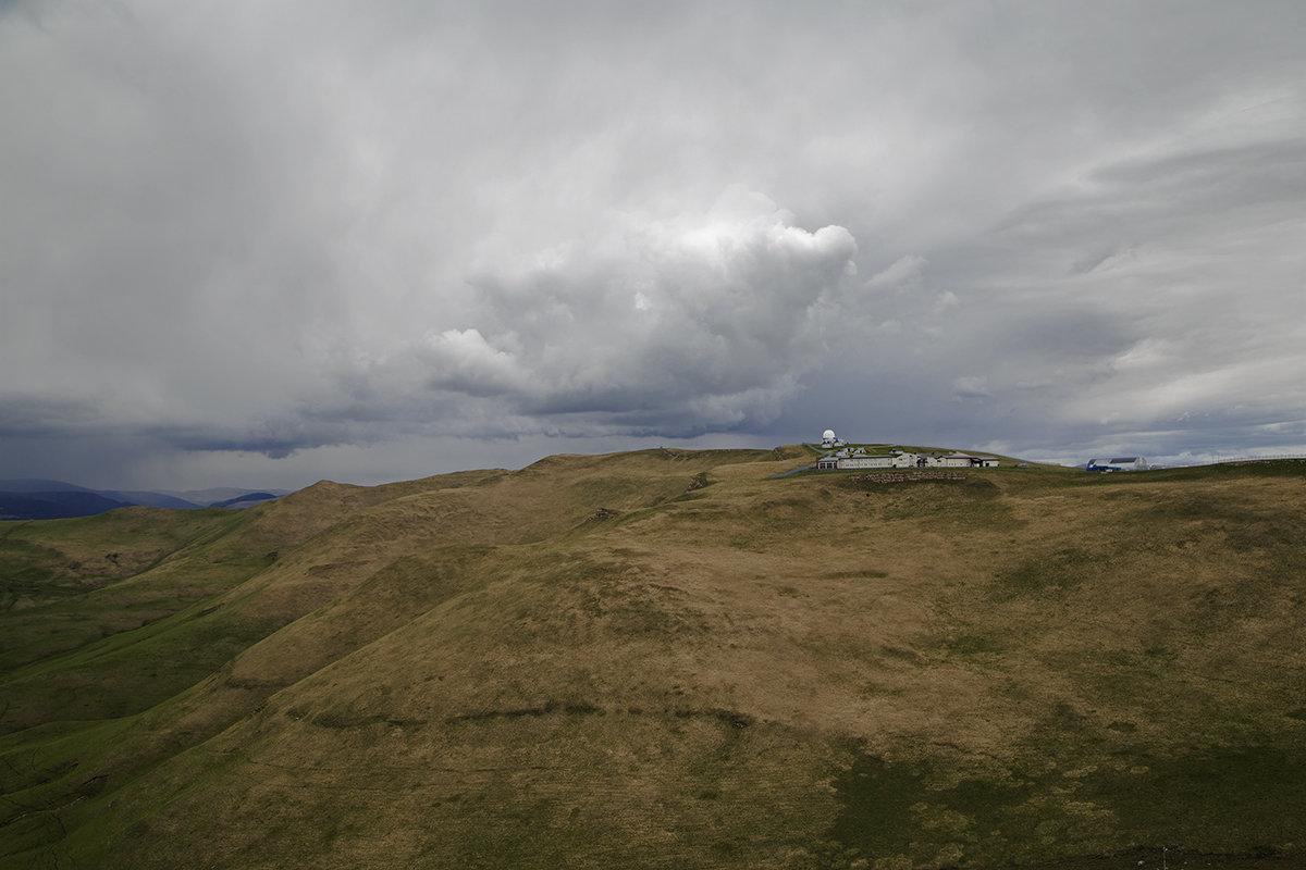 Кисловодская высокогорная научная станция - Леонид Сергиенко