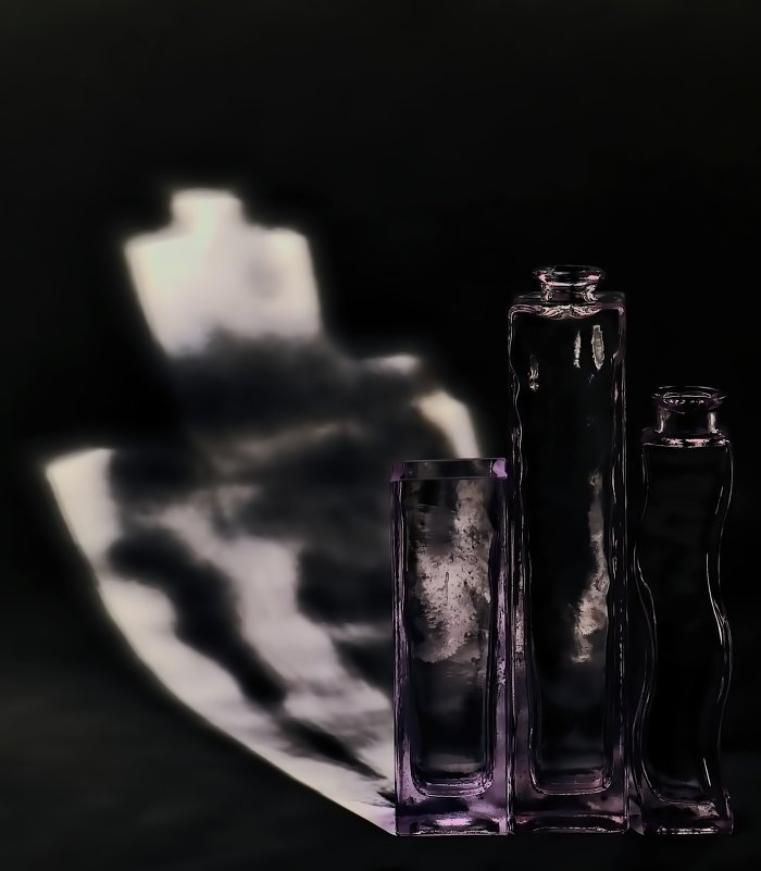 Белая тень. - Владимир Владимир