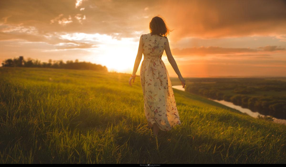 на закате - Ruslan Babusenko