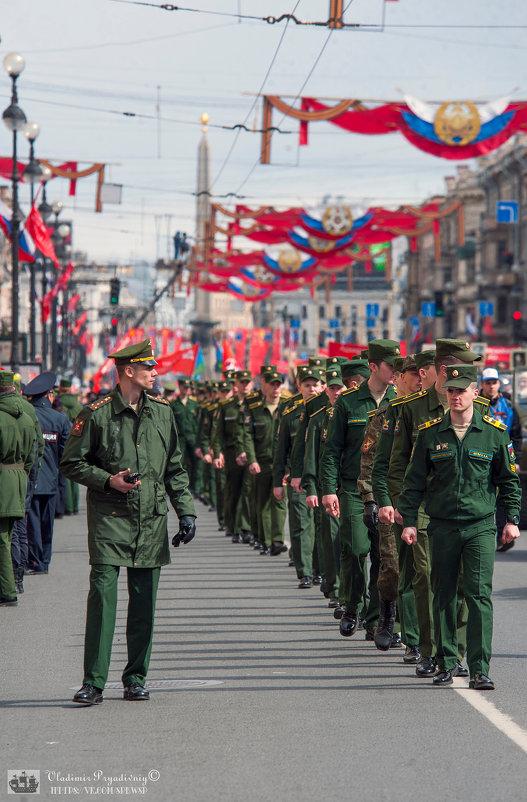 9 мая 2017 в Санк-Петербурге. - Владимир Питерский