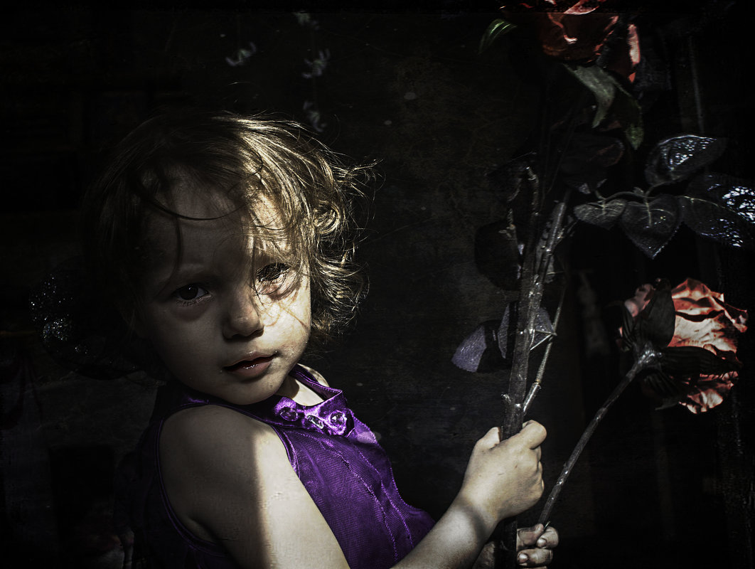Портрет ребенка - Caша Джус