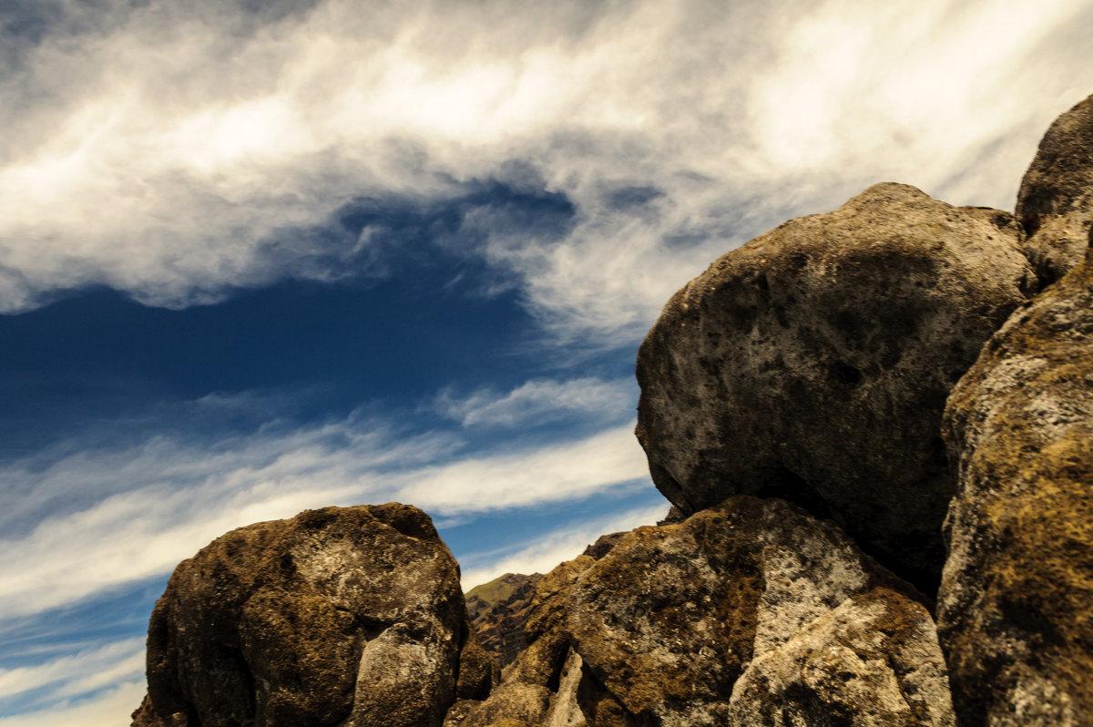 Камни - saratin sergey
