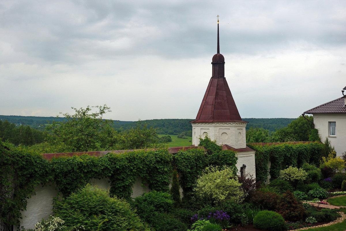 Свято-Никольский Черноостровский монастырь - Юрий Шувалов