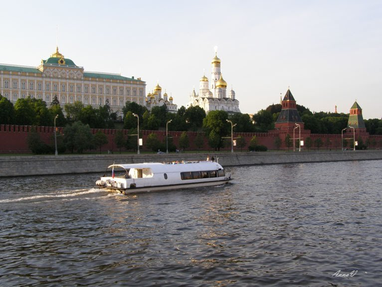 Кораблик - Анна Воробьева