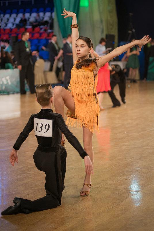 Танец - Борис Гольдберг