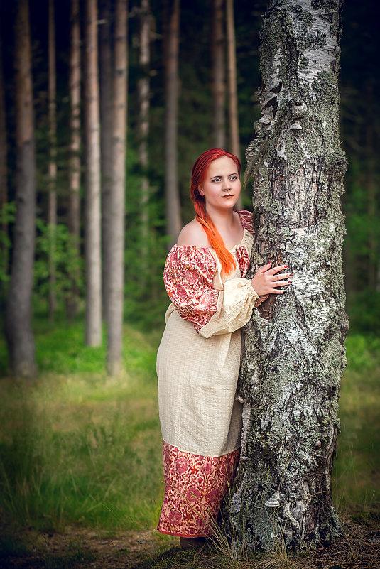 Русская красавица - Виктор Седов