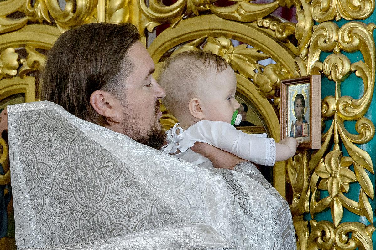 Крещение. - Андрей Козлов