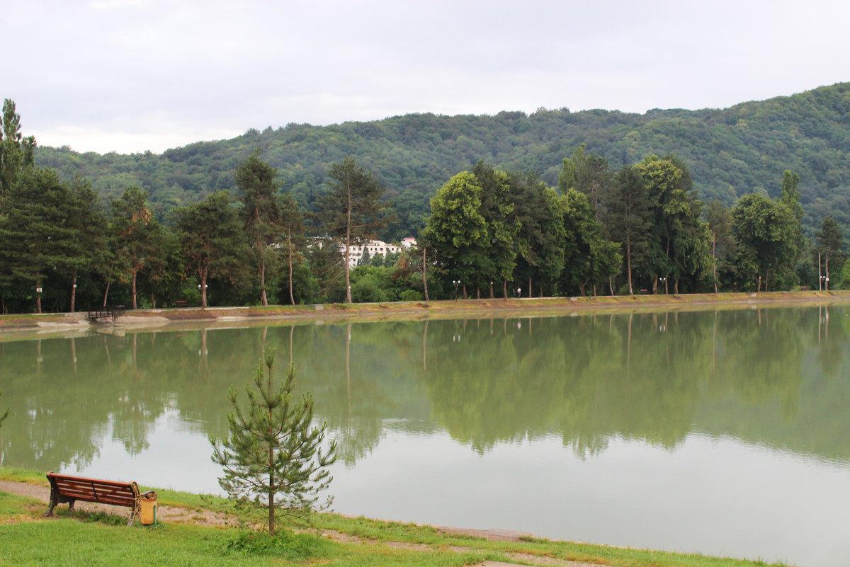 Озеро с другого ракурса - Любовь ***