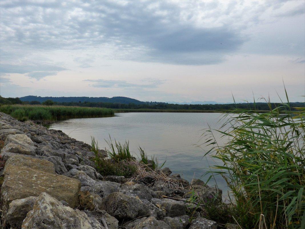Вечер над озером - Nata_li В.